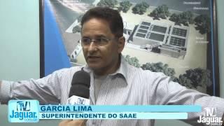 SAAE   GARCIA LIMA   VISITA DO PREFEITO DE ICAPUI