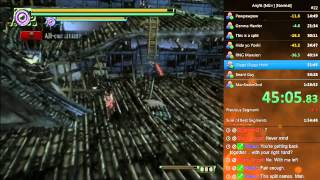 Onimusha Dawn of Dreams speedrun [NG+] [Normal] [Any%] [RTA] (1:50:16)