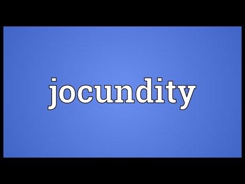Header of jocundity