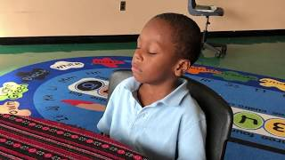 At this school, kids get a lesson in mindfulness