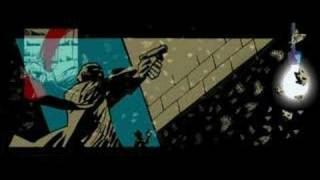 CROSS BRONX comic trailer by Oeming