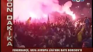 Fenerbahçe - bate barisov Maci bitis dudugu !! GFB