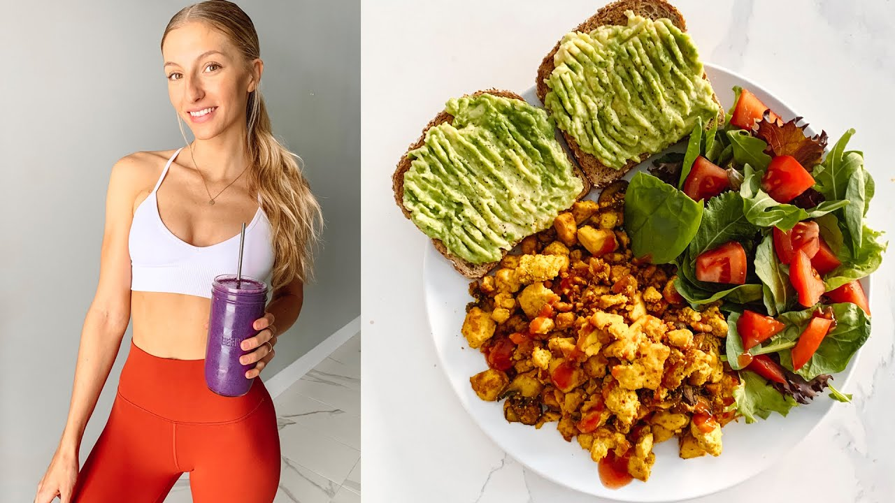 <div>WHAT I EAT Pre & Post Workout Meal RECIPES</div>