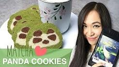 REZEPT: Matcha Panda Cookies | Verlosung