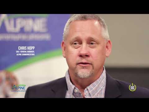 Chris Hopp, Alpine Communications' Role in Rural Iowa