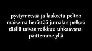 Jukka poika -Älä tyri nyt lysics