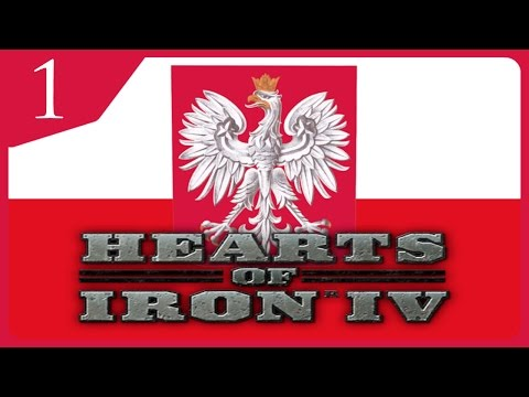 Hearts of Iron IV - Millennium Dawn - Polish Royalty #1