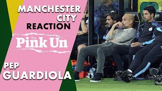 Pep Guardiola Reaction: Norwich City 3-2 Manchester City