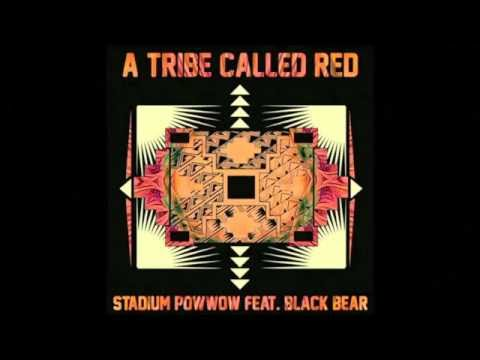 A Tribe Called Red Ft. Black Bear - Stadium Pow Wow (Official Audio)