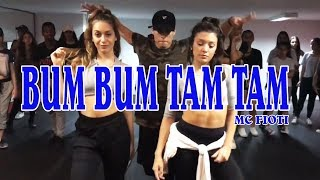 BUM BUM TAM TAM - MC Fioti I Coreógrafo Tiago Montalti