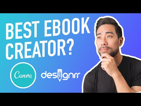 DESIGNRR VS CANVA - Which One Is The Best Ebook Creator Software