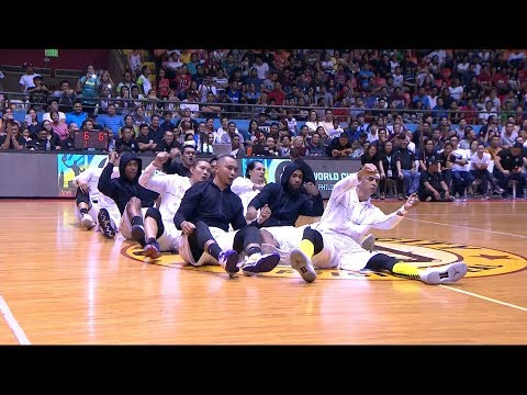 Smart All-Star vs. Luzon All-Star Dance Showdown | PBA All-Star 2018