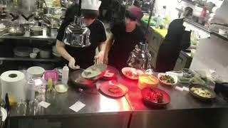 Жесть на кухне. Открытие ресторана Sparks. Киев.  #sparkskyiv