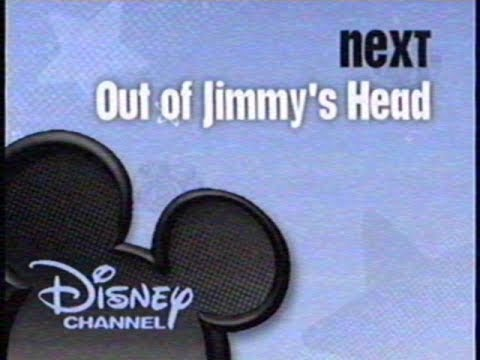 Out of Jimmy's Head on Disney Channel, June 2007 (totally real and rare, read desc.)