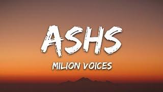 ASHS - Million Voices (Lyrics)