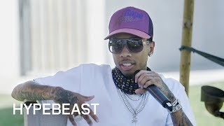 HYPEBEAST Radio 2 Tyga Talks About Buying His First Chain From Ben Baller In this episode of HYPEBEAST Radio hosts Madrell Stinney and Ben Roazen sit down with Tyga to discuss the artists upbringing California his love for jewelry ...