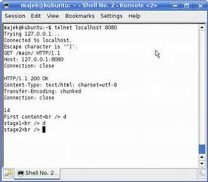 Asynchronous WSGI - proof of concept