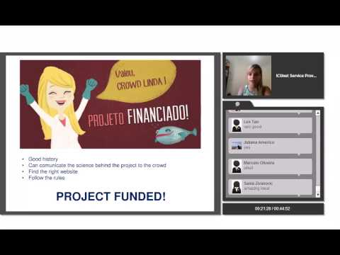 Entrepreneurship and the use of crowd-funding