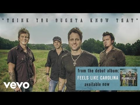 Parmalee - Think You Oughta Know That (Audio)