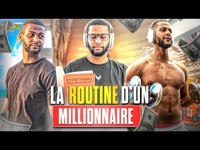 UN JOUR DANS LA VIE D'UN ENTREPRENEUR MILLIONNAIRE