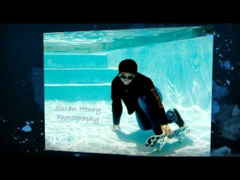 BENEATH The SURFACE Underwater Senior Portraits