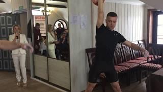 Братья Сигневичи, Лариса Грибалева, гиревой спорт Коссово Ивацевичи
