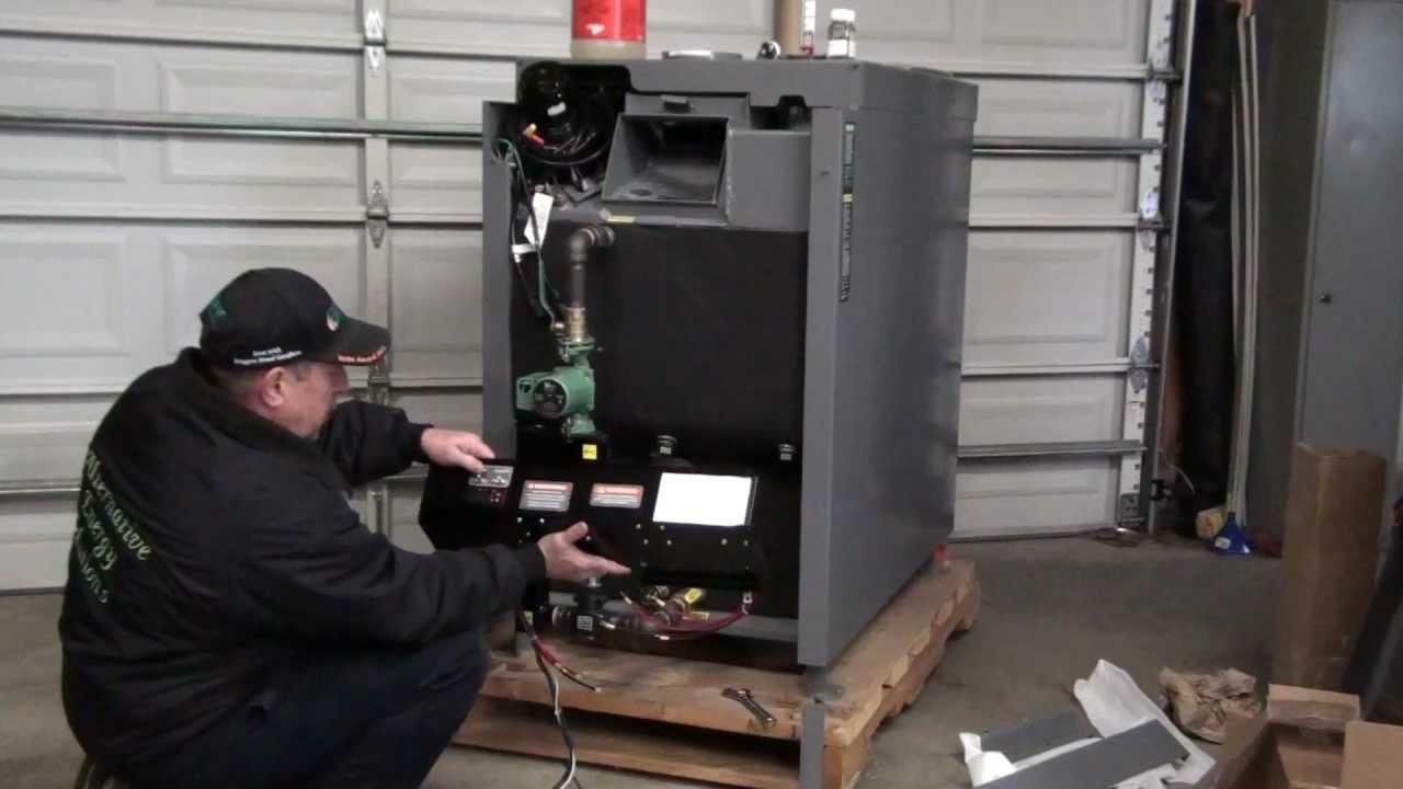 Empyre Elite Wood Electric Hybrid Boiler Youtube