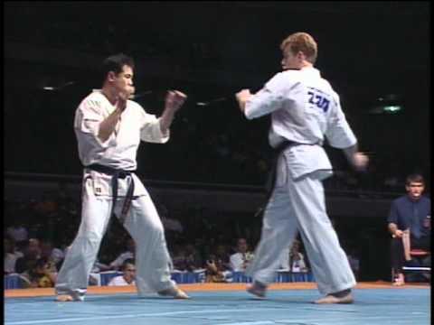 Kyokushin karate 5th world championship (1/4)