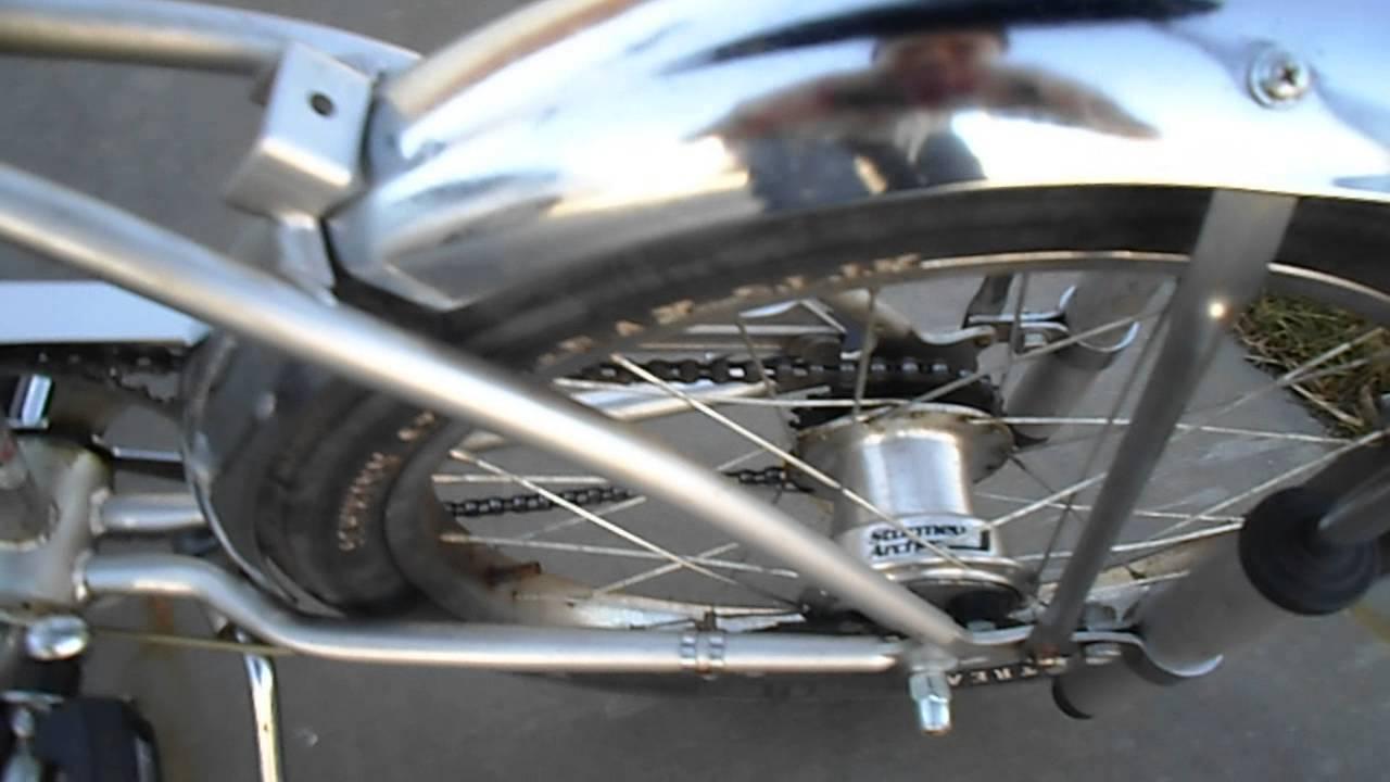 5fda248453c Ebay Listing : Schwinn Stingray Grey Ghost 5 Speed - YouTube