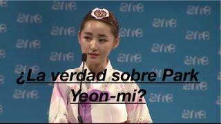 ¿La Verdad Sobre Park Yeon-mi?