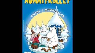 mummitrollet vinter i mummidalen-stå opp!