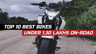 Top 10 Best Bikes in India Under 1.30 Lakh On-Road Price   K2K Motovlogs