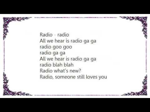 DJ Bobo - Radio Ga Ga Lyrics