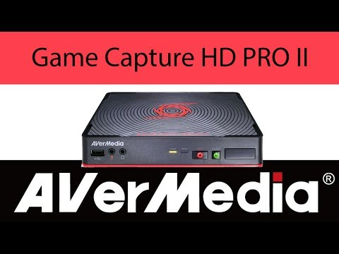 Unboxing Strano Aver Media Game Capture HD II