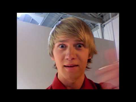 LIVE from Jason Dolley's Tiger Beat & BOP photo shoot! (BOP & Tiger Beat)
