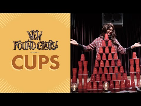 "New Found Glory - ""Cups"" (Video)"