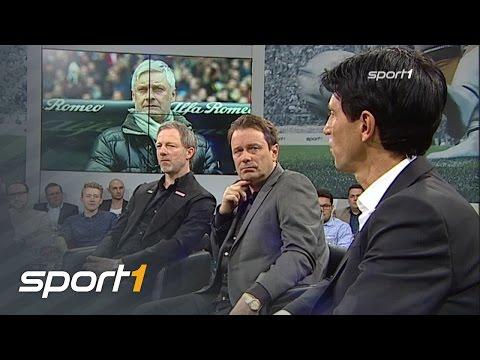 Hübner stärkt Armin Veh den Rücken | SPORT1 DOPPELPASS