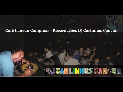 Recordações Café Cancun Campinas