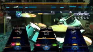 Undefeated by Def Leppard Full Band FC #532