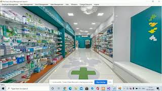Vb Net And MySQL Project On Pharmacy Shop Management System