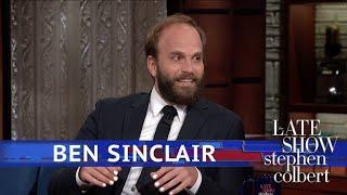 Ben Sinclair Imagines A Stoned Donald Trump