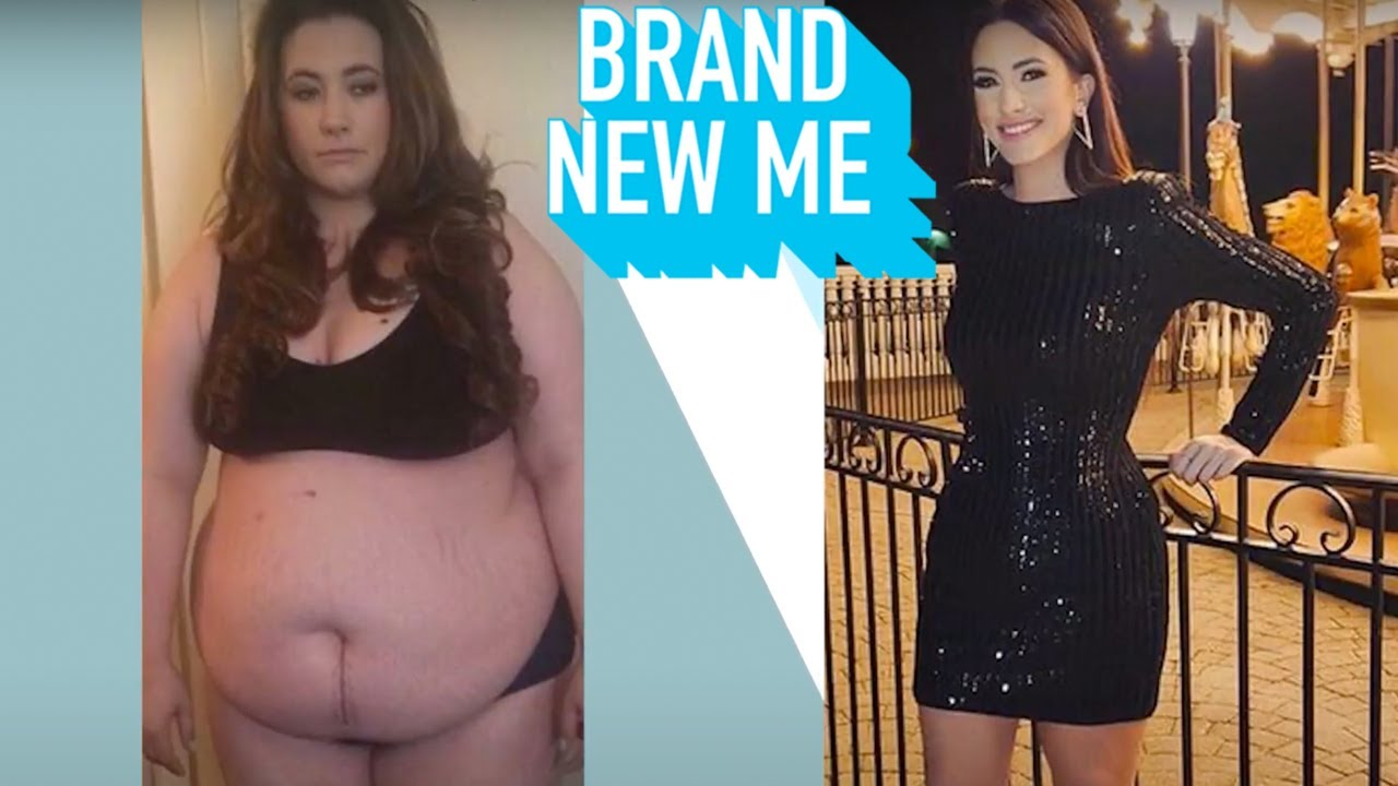 I Was 287lbs After My Family Died - Look At Me Now | BRAND NEW ME