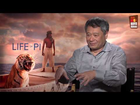 Life of Pi | Ang Lee Interview (2013)