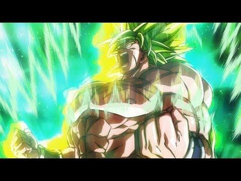 Blizzard Daichi Miura Official English Version  Dragon Ball Super: Broly Theme Song