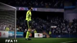 PES 2011 vs FIFA 11 Trailer(Hi guys! FIFA 11 and PES 2011 will be released soon ! leave a comment and say which is your favorite game. Video audioswapped All rights Reversed to ..., 2010-08-29T15:05:55.000Z)