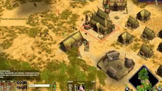 NFA Warlock vs AOD Asdas map hack Age Of Mythology