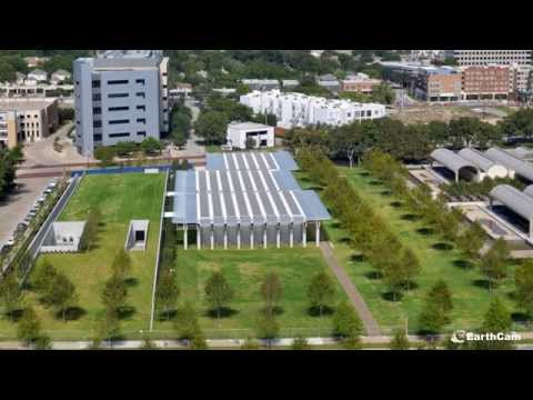 Completed time-lapse photography of the Renzo Piano Pavilion