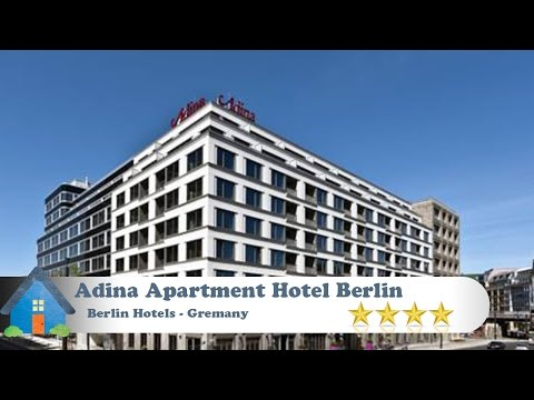 Adina Apartment Hotel Berlin Hackescher Markt - Berlin Hotels, Germany