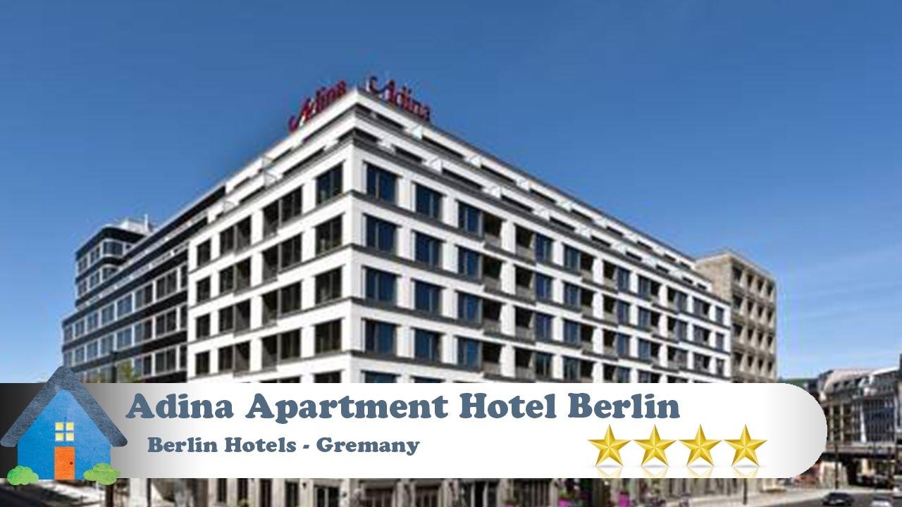 Adina Apartment Hotel Berlin Hackescher Markt Hotels Germany