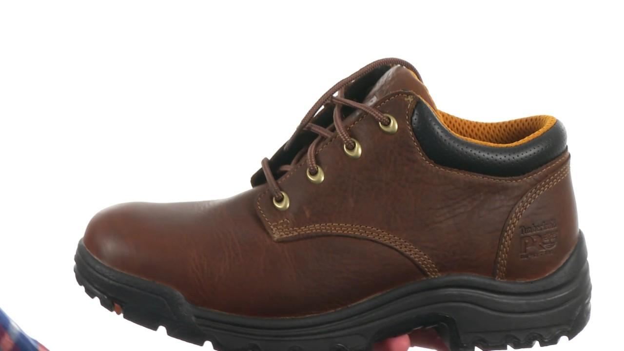 d4c2fde79d0 Timberland PRO TiTAN® Oxford Soft Toe | Zappos.com